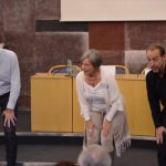 Applied Improv Session mit Dorothea Anzinger – Future of Leadership Conference 2017