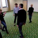 Improvisations Theater Workshop mit Dorothea Anzinger im Hotel Oberstdorf 2017